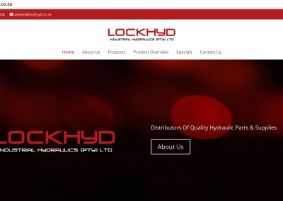Lockhyd Website