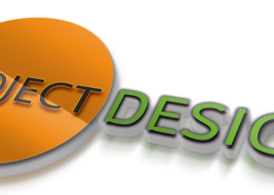 Project Design 3D Logo