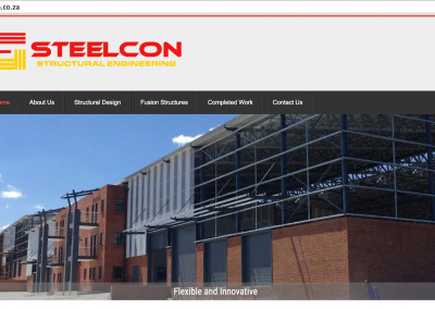 Steelcon Website