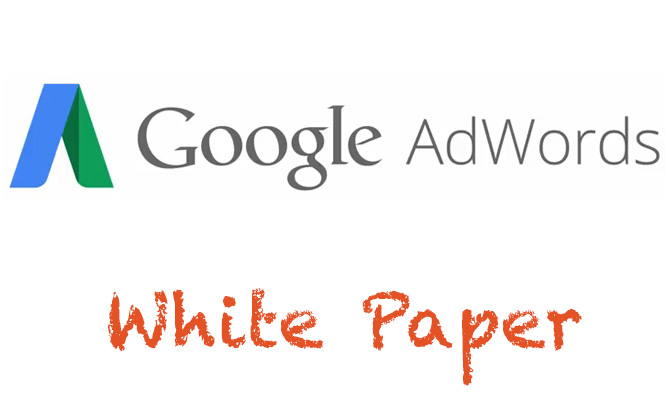 White Paper Google Adwords