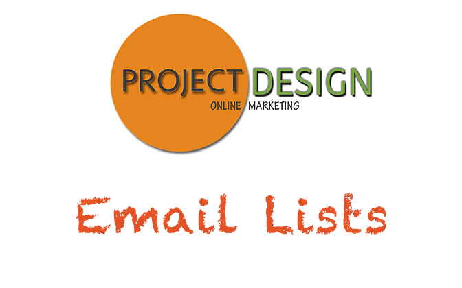 Email Lists Introduction