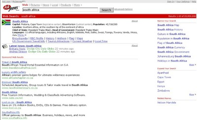Ask Jeeves Teoma Search Engines