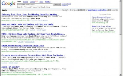 Good Quality SERPS